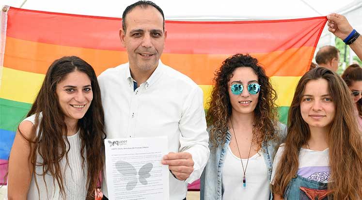 Photo of LGBTİ+ Dostu Belediyecilik Protokolü'ne, Harmancı da imza attı
