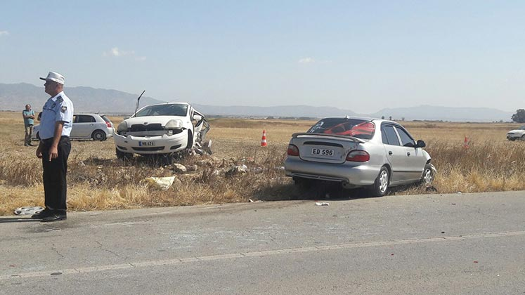Meryem Çakır trafik kazası