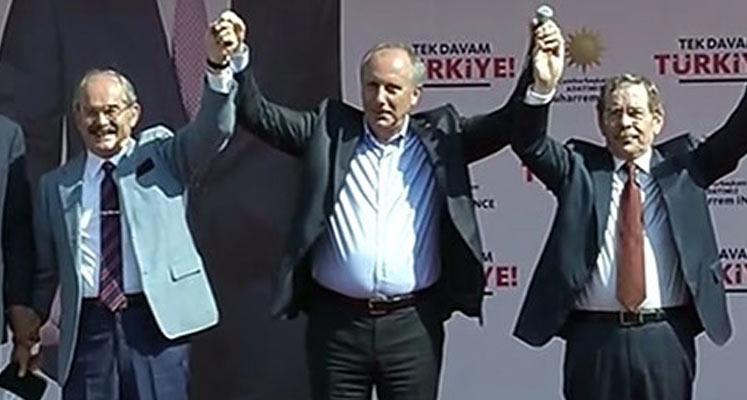 Photo of Muharrem İnce: Erdoğan ile bu akşam görüşeceğiz