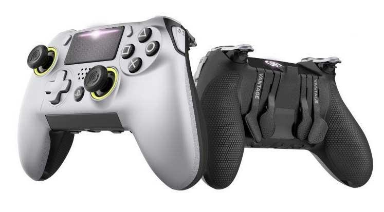 Photo of PlayStation 4 için yeni oyun konsolu SCUF Vantage tanıtıldı