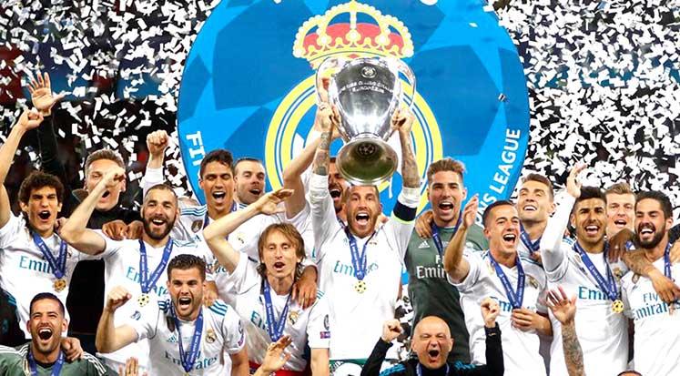 Photo of Avrupa'nın en büyüğü Real Madrid