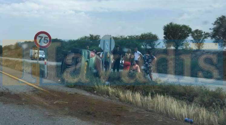 Photo of Ulukışla kavşağında kaza: 1 yaralı