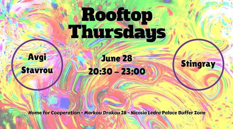 Photo of Dayanışma Evi,Canlı Müzik Geceleri : Rooftop Thursdays