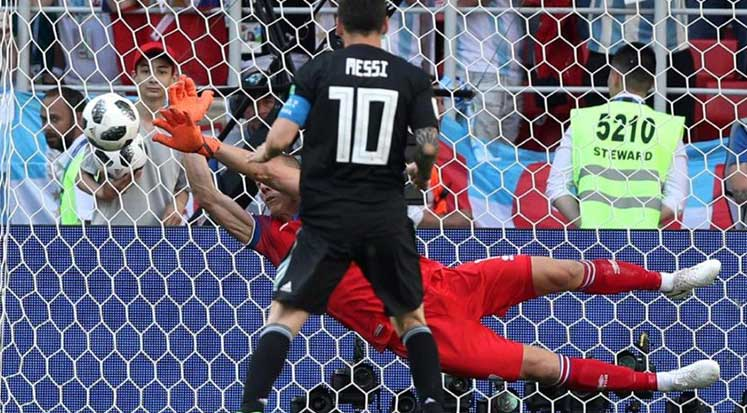 Photo of Arjantin ve İzlanda 1'er puana razı oldu