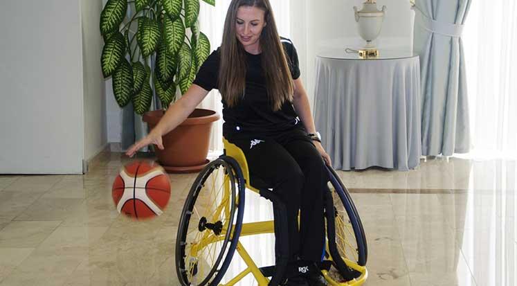 Photo of Kanbay: Değerli olan engelli sporcuların öncü ve cesaretli olması