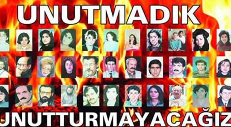 Photo of Sivas Madımak'ta ölenler için etkinlik düzenleniyor