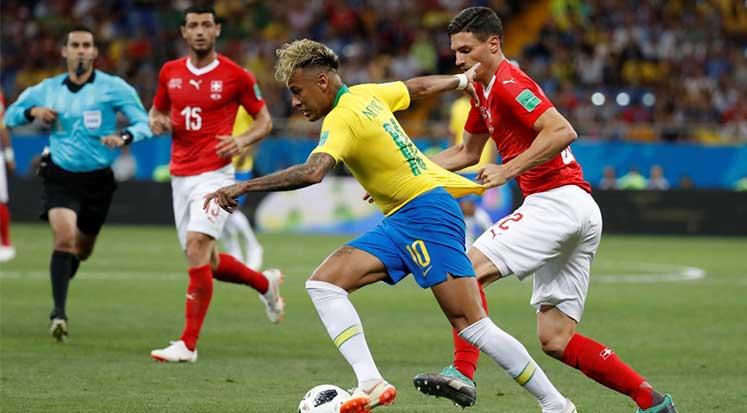 Photo of Brezilya – İsviçre: 1-1