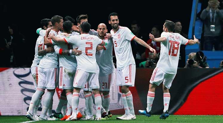 Photo of İran 0-1 İspanya