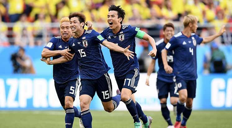 Photo of Japonya affetmedi: Kolombiya 1-2 Japonya