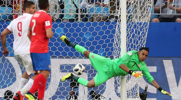 Photo of İlk kez karşılaştılar: Kosta Rika 0-1 Sırbistan