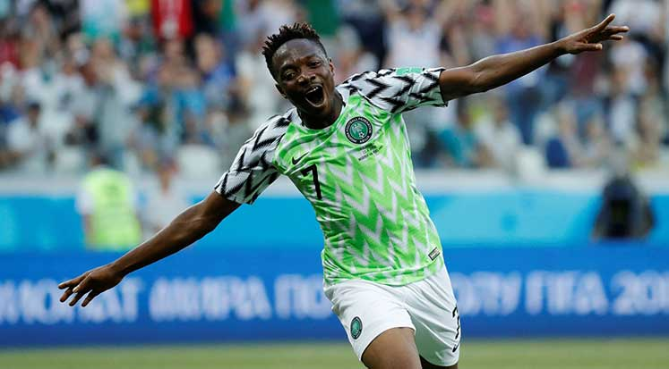 Photo of D Grubu'nda Nijerya galibiyeti: Nijerya 2-0 İzlanda