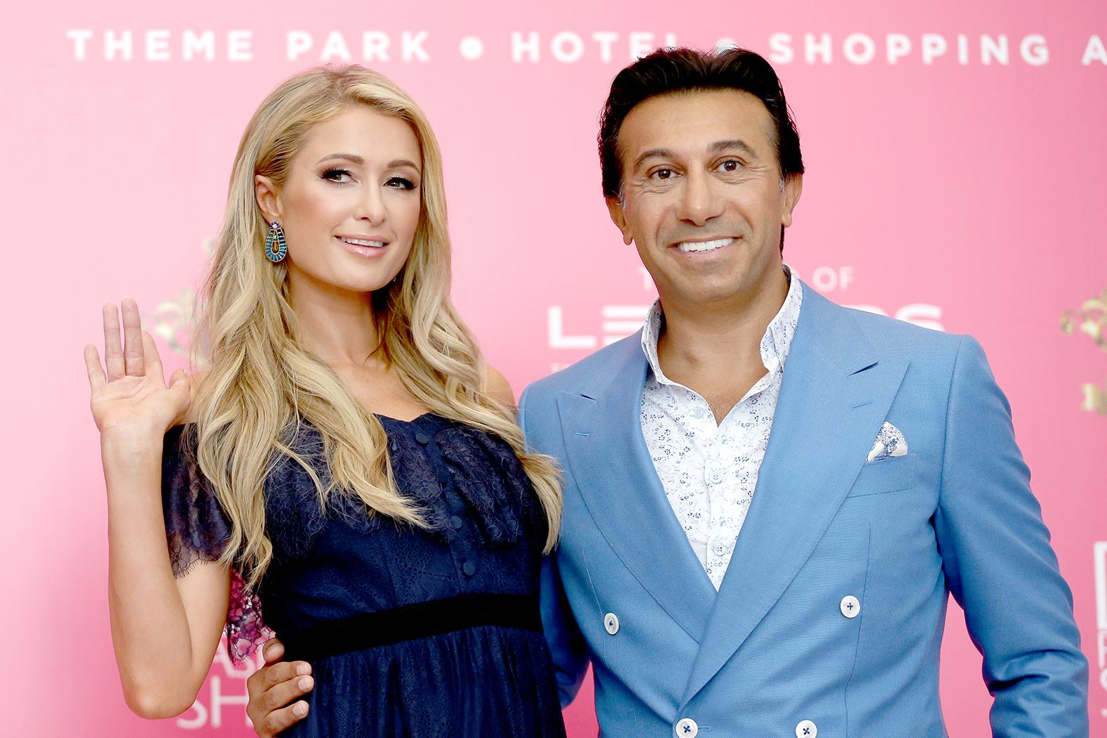 Photo of Paris Hilton defile için  Antalya'ya 10 valizle gitti