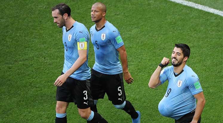 Photo of A Grubu liderleri belli oldu: Uruguay 1-0 Suudi Arabistan