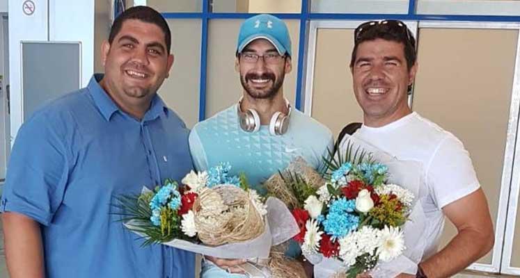 Photo of Şampiyon yurda döndü