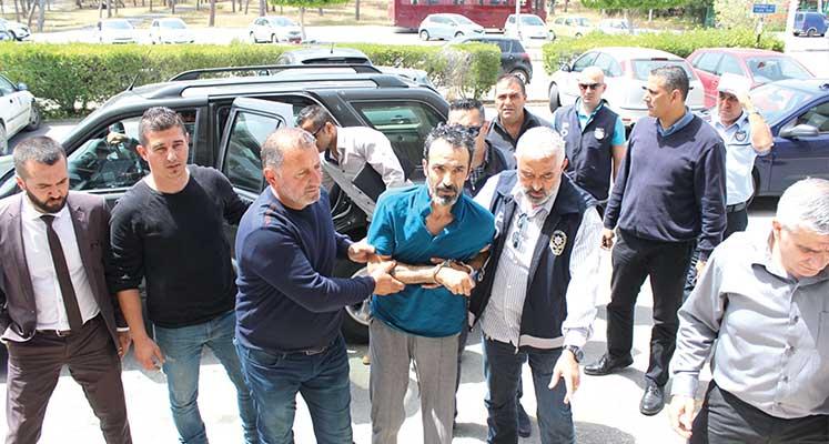 Photo of Özgür Okumuş'a müebbet hapis