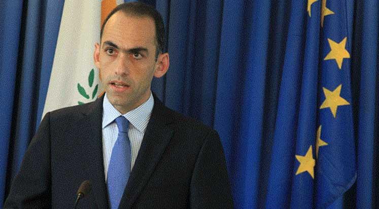 Photo of Rum Maliye Bakanı istifa etti, Anastasiadis kabul etmedi