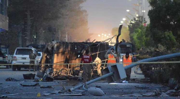 Photo of Pakistan'da iki mitingde bombalı saldırı