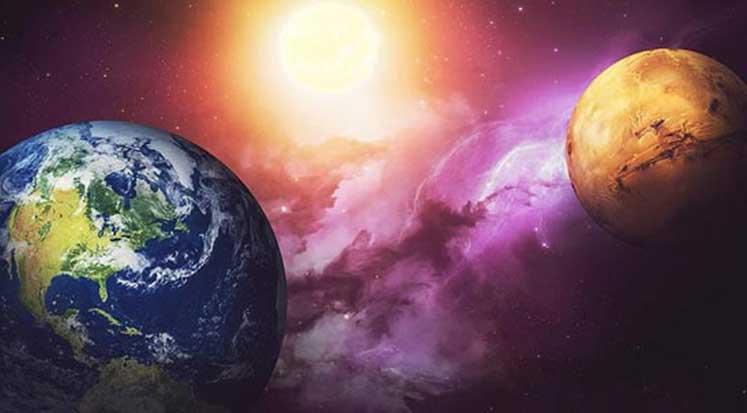 Photo of Dünya'ya en yakın konuma geliyor