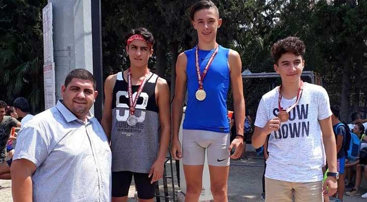 Photo of Atletlerimizden güzel sonuçlar