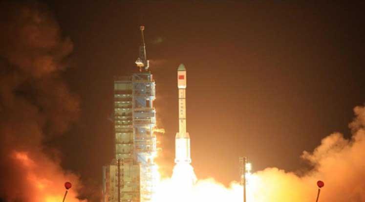 Photo of Çin uzaya uydusunu gönderdi