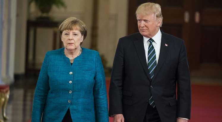 Photo of Trump'tan Merkel'e mülteci politikası eleştirisi