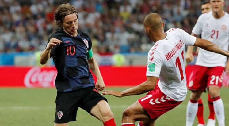 Photo of Penaltı düellosunu Rakitic kazandı: Hırvatistan çeyrek finalde!