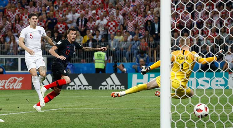 Photo of Hırvatistan finalde | Hırvatistan 2-1 İngiltere