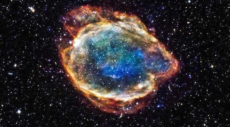Photo of Rus bilim insanlarından süpernova keşfi
