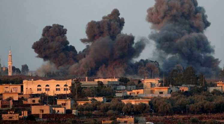 Photo of IŞİD'den Suriye'de feci saldırı