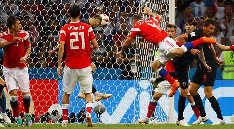 Photo of Hırvatistan yarı finalde!