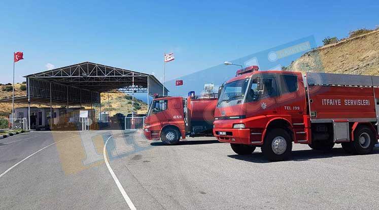 Photo of Güney'de yangın, Kuzey'de tedbir