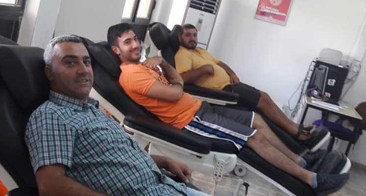 Photo of BTB Thalassemıa Merkezi'ne kan bağışında bulundu