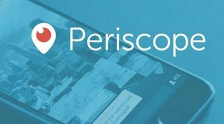 Photo of Periscope'a yayın yasağı
