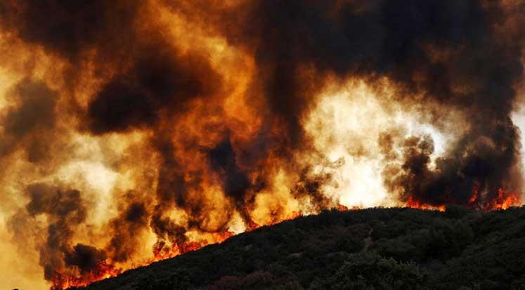 Photo of Californiya'da 14 bin kişi için tahliye