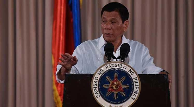 Photo of Duterte: ABD'nin teklifi işe yaramaz