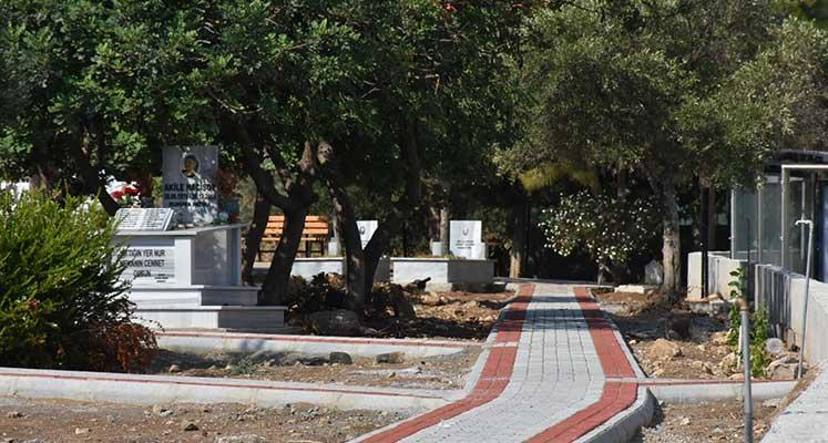 zeytinlik mezarlığı