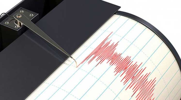 Photo of Elazığ Sivrice'de 5,0 büyüklüğünde deprem