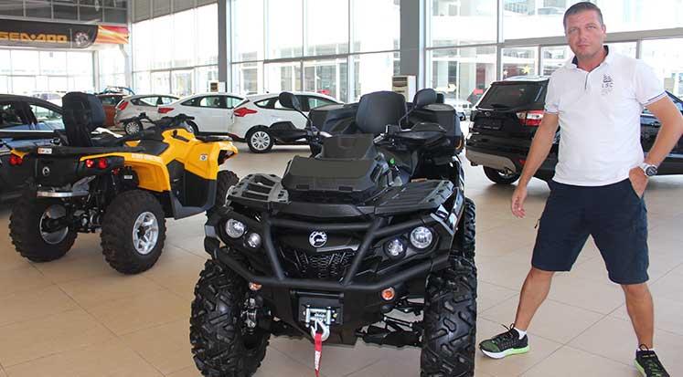 Photo of Traktör mü ATV mi?