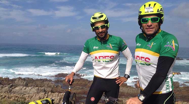 Photo of Ares'in Ironman'leri Dünya'nın en iyileriyle yarışacak
