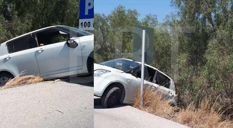 Photo of Lefkoşa-Mağusa yolunda trafik kazası