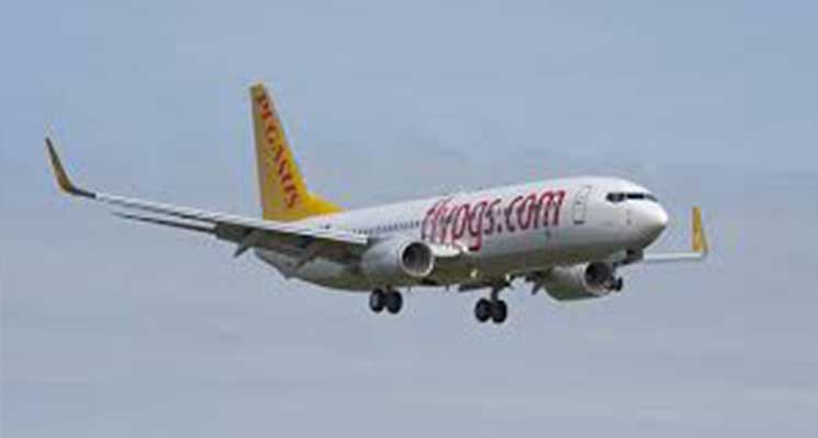 Photo of Pegasus'un kaptan pilotu uçuş sırasında bilincini kaybetti