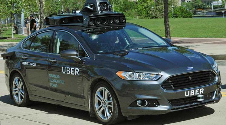 Photo of Uber'e 500 milyon dolarlık 'sürücüsüz araba' yatırımı