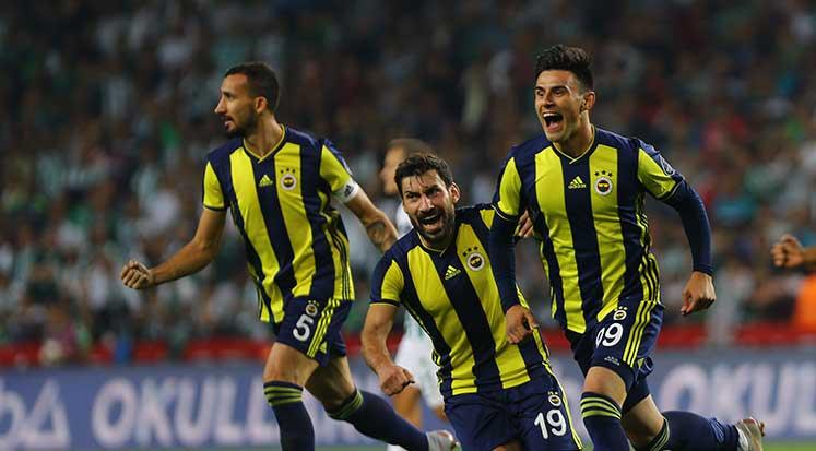 """Photo of Fener, Konya'da """"Elmas"""" buldu: 0-1"""