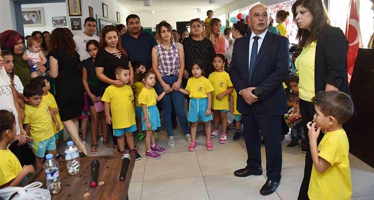Photo of Gönyeli Belediyesi'nden eğitime 2.7 milyon TL katkı