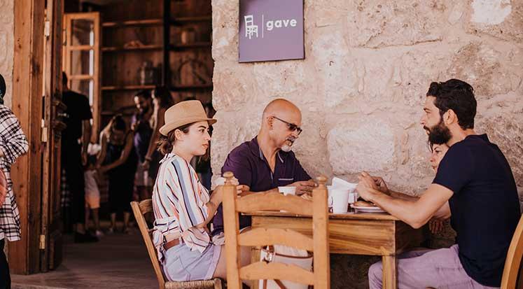 """Photo of """"Gave""""de Kıbrıs Türk gelenekleri yaşatılıyor"""