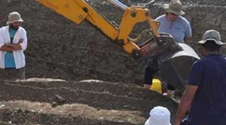 Photo of Larnaka, Civisil de kemik kalıntıları bulundu