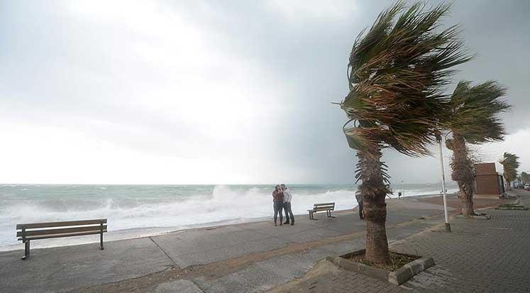 Photo of Meteorolojiden fırtına uyarısı