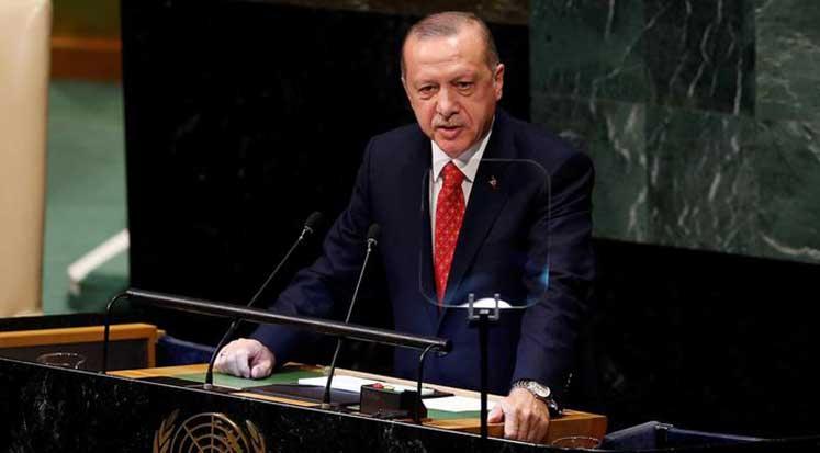 Photo of Erdoğan: Suriye halkını güvenceye aldık