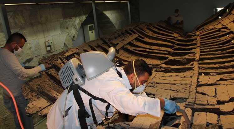 Photo of Turizm ve Çevre Bakanlığı Eski Eserlerle ilgilenmeye devam ediyor