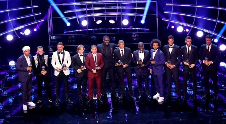 Photo of Futbolda yılın en iyileri belli oldu